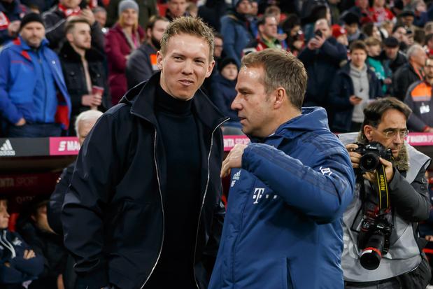 '25 miljoen voor Nagelsmann? Trainers worden nog even duur als spelers'