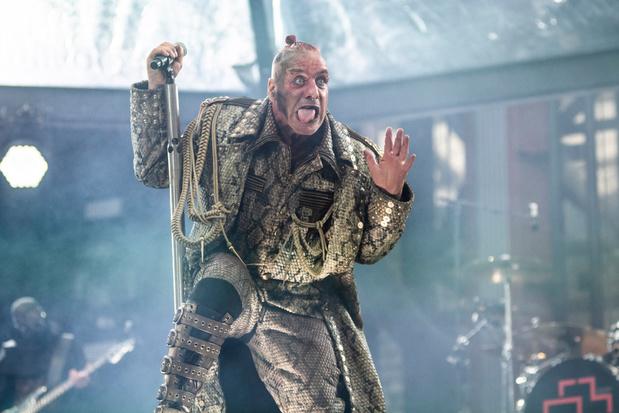 Roekeloos, rusteloos, Rammstein: Till Lindemann en co. zetten het Koning Boudewijnstadion in lichterlaaie