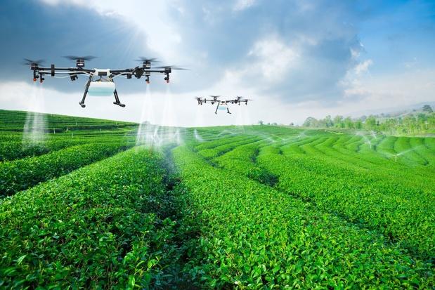 'Le marché des drones promis à une forte croissance'