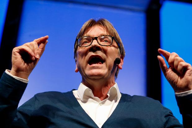 Le PM slovène renvoie Guy Verhofstadt... au passé colonial belge