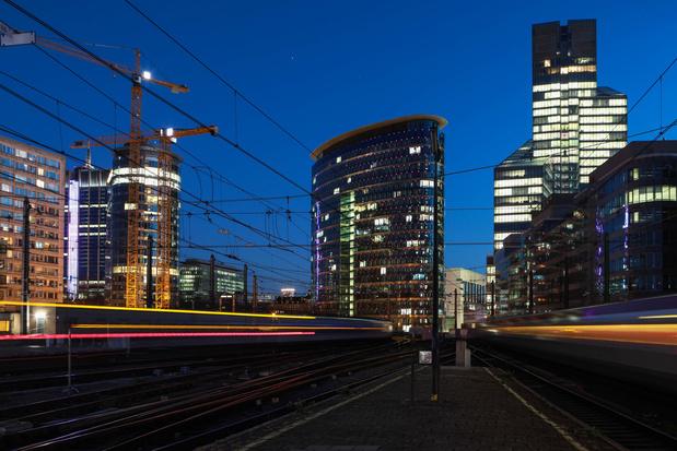 La Région délivre le permis d'urbanisme pour le terminus temporaire à la Gare du Nord
