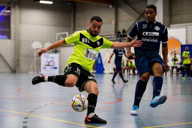 Flandre: les sports intérieurs suspendus