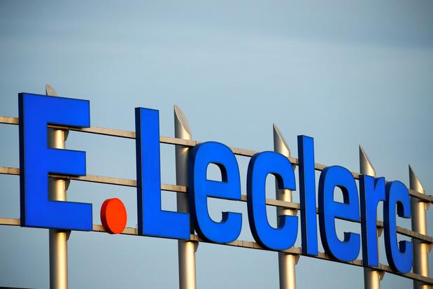 Amende historique réclamée à Leclerc pour les pratiques de sa centrale basée en Belgique