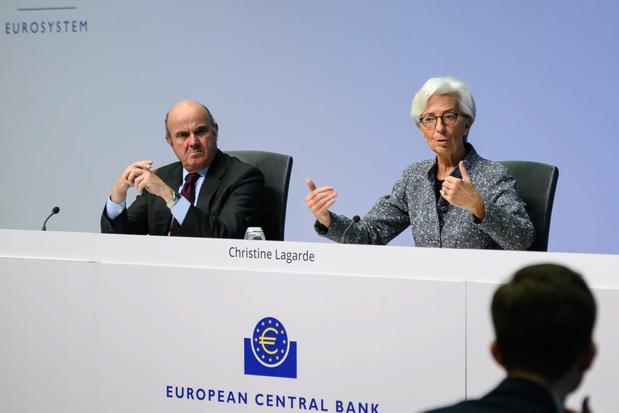 La BCE et sa présidente, Christine Lagarde, sous le feu des critiques