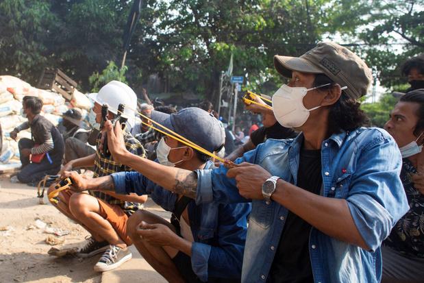 VN-gezant waarschuwt voor 'bloedbad' in Myanmar