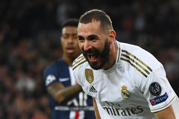 Le PSG arrache un nul inespéré face au Real
