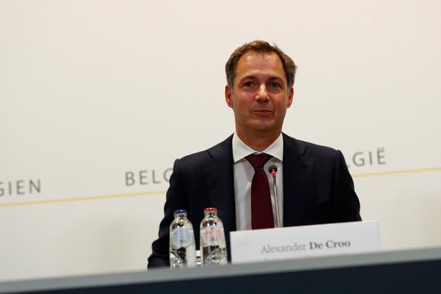 Alexander De Croo accueillera Joe Biden en Belgique dimanche soir