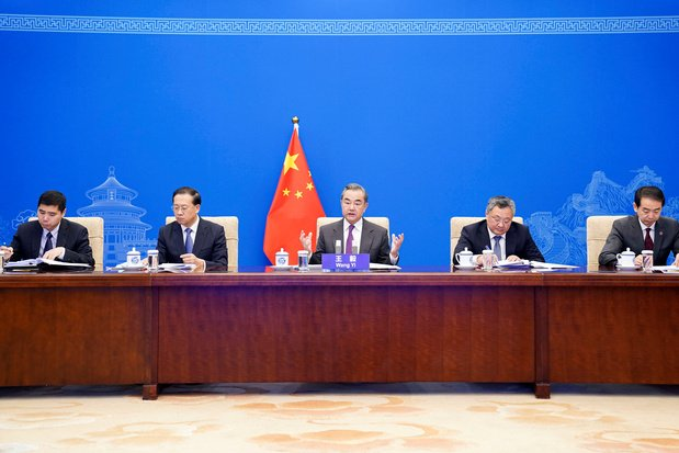 Chinese minister van Buitenlandse Zaken: 'We staan op tweesprong in onze relatie met VS'