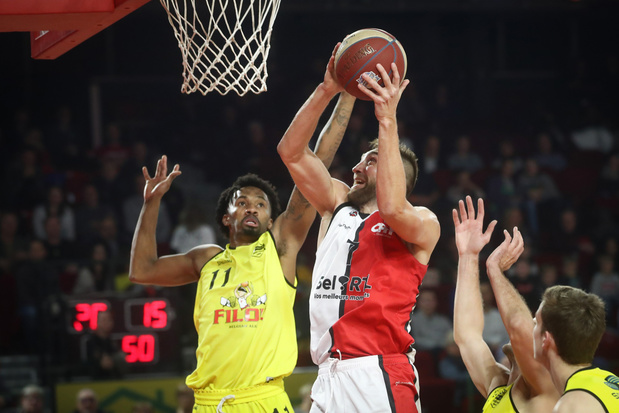 BeNeLeague basketbal start vanaf volgend seizoen