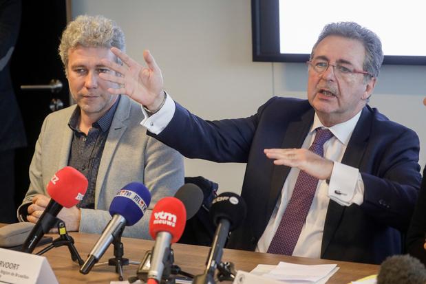 Taxe kilométrique à Bruxelles: il y aura une large concertation avec les autres entités et les partenaires sociaux