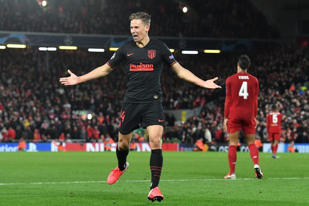 Titelverdediger Liverpool sneuvelt in Champions League, Atlético en PSG door naar kwartfinales