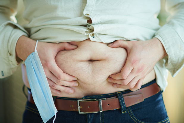 Covid-19 : l'obésité est bien un facteur important de risque de décès