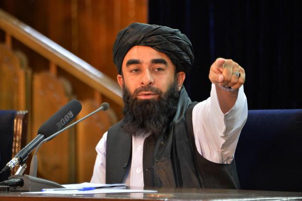 """La victoire est celle de """"tous"""" les Afghans, selon un porte-parole taliban"""