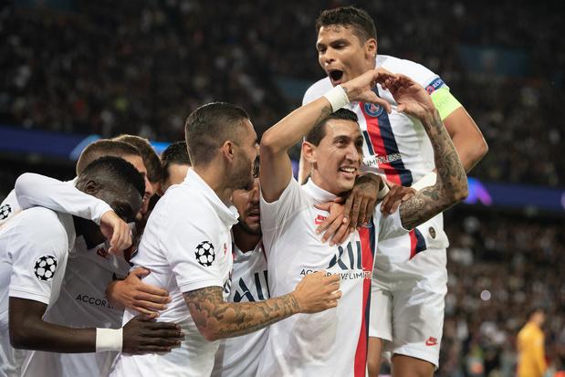 Real-PSG de gala, travail à finir pour Manchester City et Tottenham
