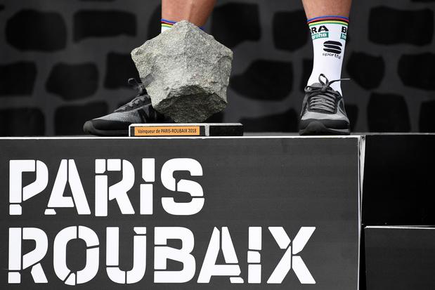 Paris-Roubaix annulé