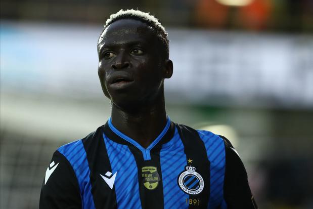 Officieel: Diatta verlaat Club Brugge voor avontuur bij AS Monaco
