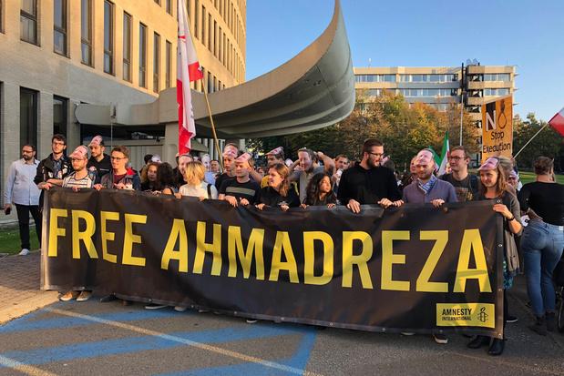 Europese Unie 'uiterst bezorgd' over dreigende executie Djalali