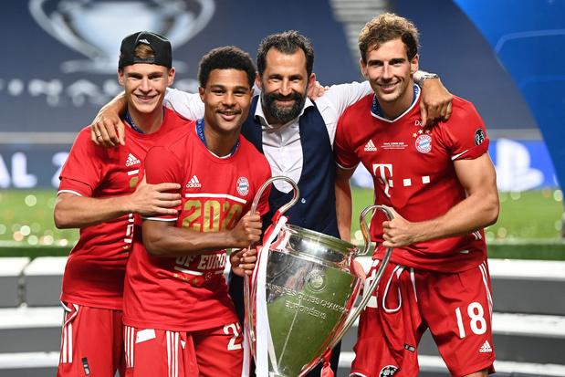 Bayern München koestert zijn toptalenten van 1995