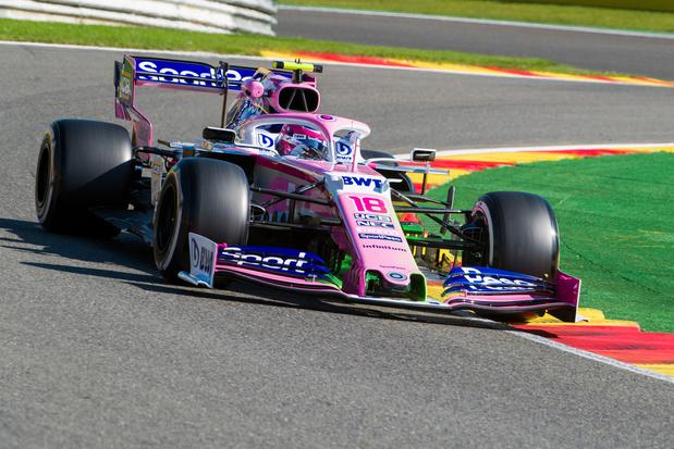 Volgend jaar ook Aston Martin te zien in F1