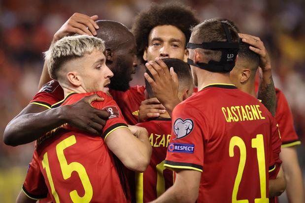 Rode Duivels behouden eerste plaats op FIFA-ranking, maar kloof met nummer 2 wordt kleiner