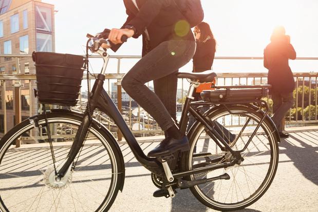 Le vélo gagne en popularité pour les trajets domicile-travail