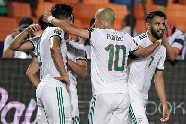 L'Algérie s'offre le Nigeria sur le fil et retrouvera le Sénégal en finale