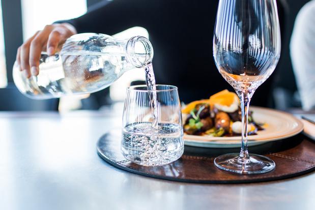 Duurzamer op restaurant in België dankzij de nieuwe Free Tap Water App