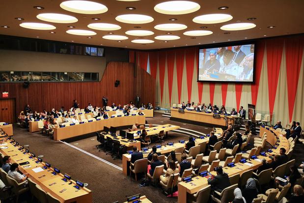"""""""Renforcer l'action mondiale"""" pour rompre les liens entre terrorisme et criminalité"""