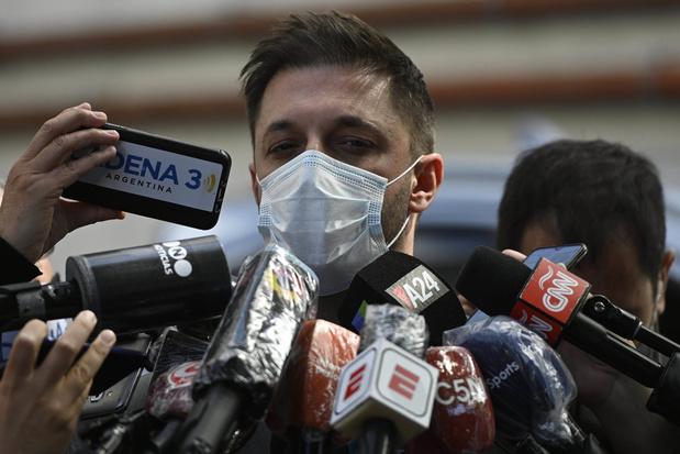 Advocaat Maradona: 'De ziekenwagen was er pas na een half uur, het is een criminele idiotie'
