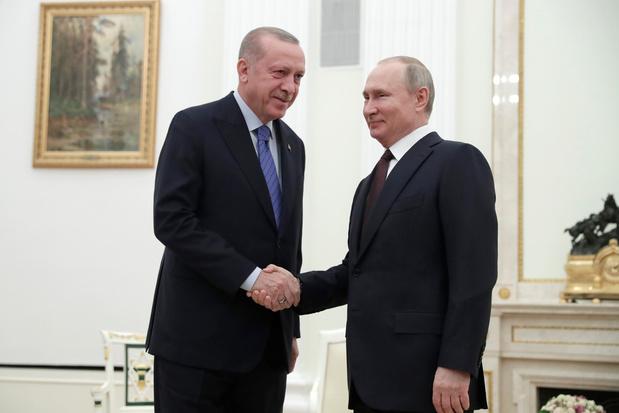 Ankara en Moskou zetten gesprekken over wapenstilstand in Libië verder