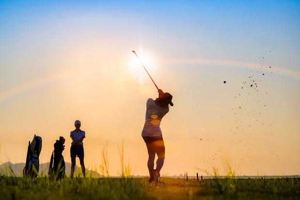 Jouer au golf peut retarder la progression de la maladie de Parkinson