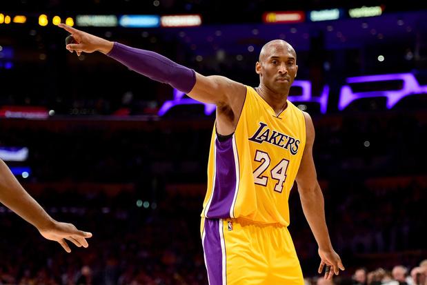 Waarom Kobe Bryant brak met Nike