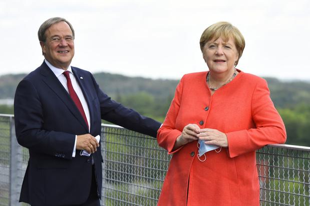 Stemmenkanon of politieke overlever? Duitse christendemocraten op zoek naar opvolger Merkel