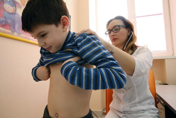 Praktische follow-up van kinderen die kanker overleven