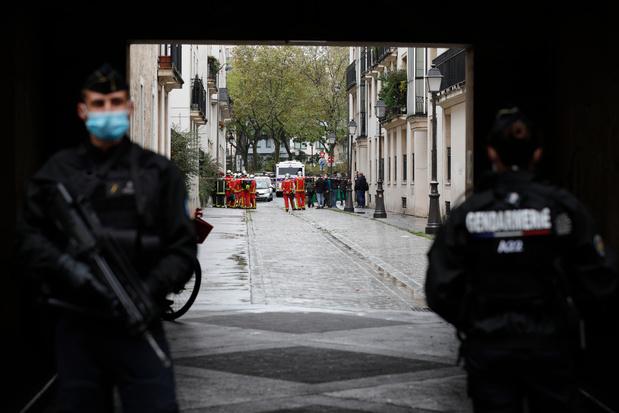 Attaque à l'arme blanche près des anciens locaux de Charlie Hebdo: ce que l'on sait