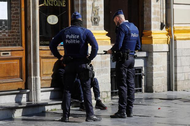 La Ligue des droits humains pointe des abus policiers pendant le confinement