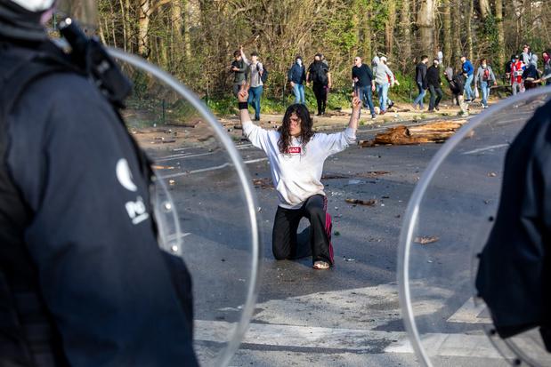 """Le mouvement """"Trace ton cercle"""" appelle les autorités à """"sortir de leur posture répressive"""""""