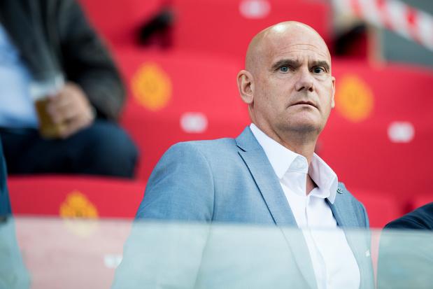 Dennis Van Wijk nouvel entraîneur d'Ostende
