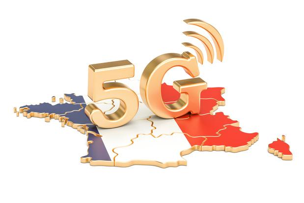 Frankrijk verkoopt 5G-spectrum aan vaste prijs