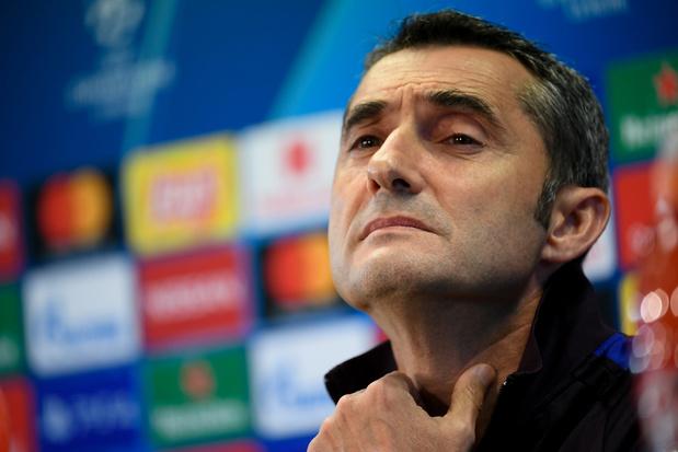 Ligue des champions: le Barça face à ses démons