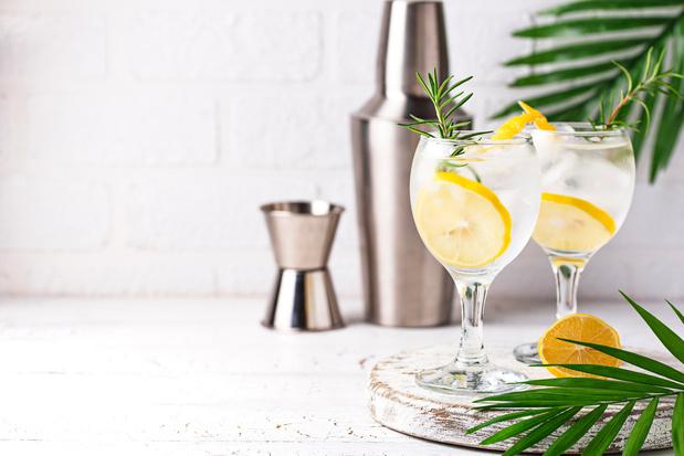 Tournée Minérale: allemaal aan de alcoholvrije 'gin'?
