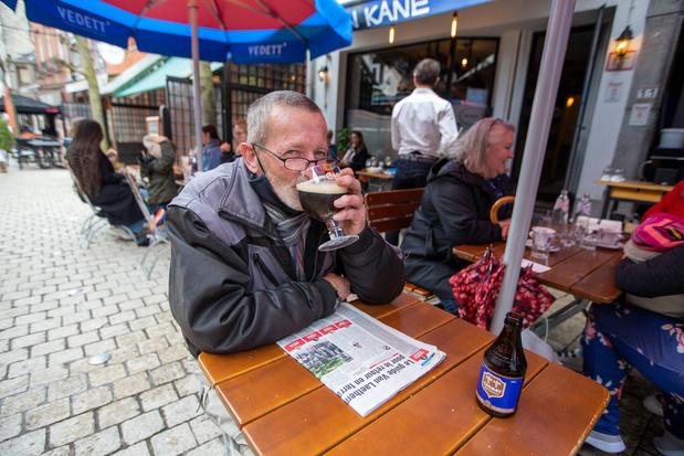 Plus de 6 exploitants horeca sur 10 ont rouvert leur terrasse