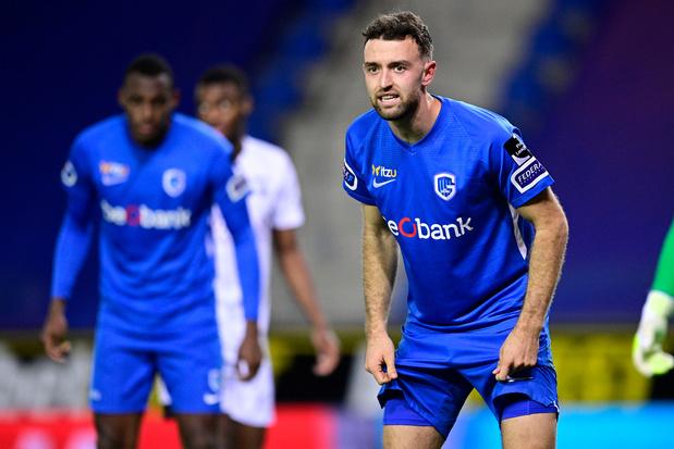 KRC Genk laat Dries Wouters naar Schalke 04 gaan