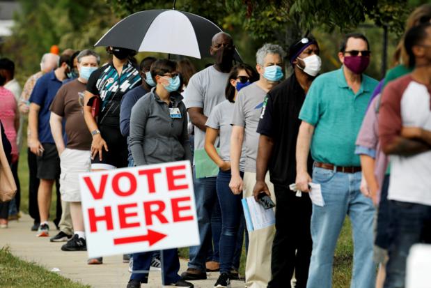 Extra tijd voor stemmentellen in meerdere staten VS ongemoeid