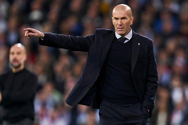 Quiz van de dag: Real Madrid onder Zidane