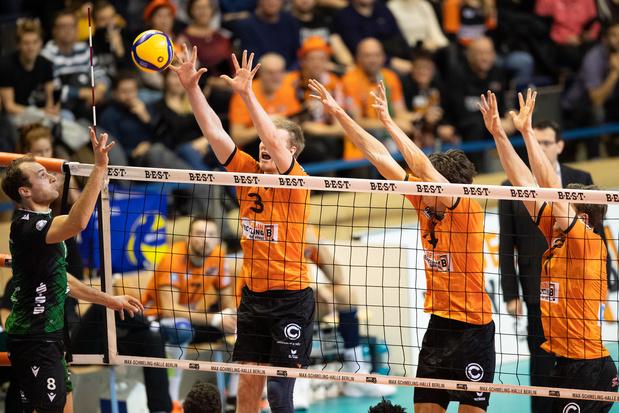 Duitse volleybalkampioen wil overstappen naar Poolse competitie