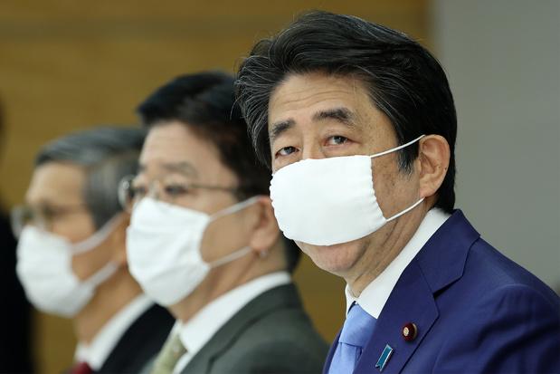 L'état d'urgence est prolongé jusqu'au 31 mai au Japon