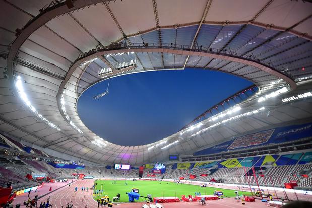 """""""Place au sport"""", la délégation belge en action dès le 1er jour à Doha"""