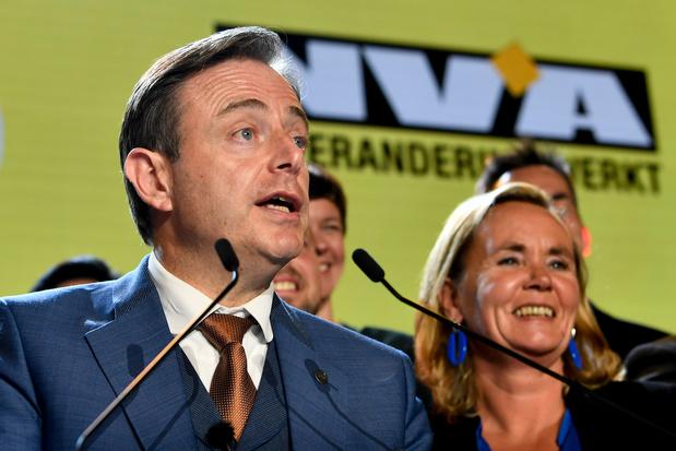 Bart De Wever: Si on est raisonnable, il faudrait jouer la carte du confédéralisme