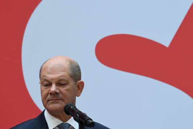 Scholz, une victoire en trompe-l'oeil pour la gauche européenne